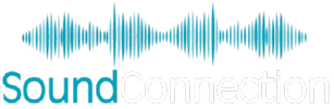 Sound Connection logo white