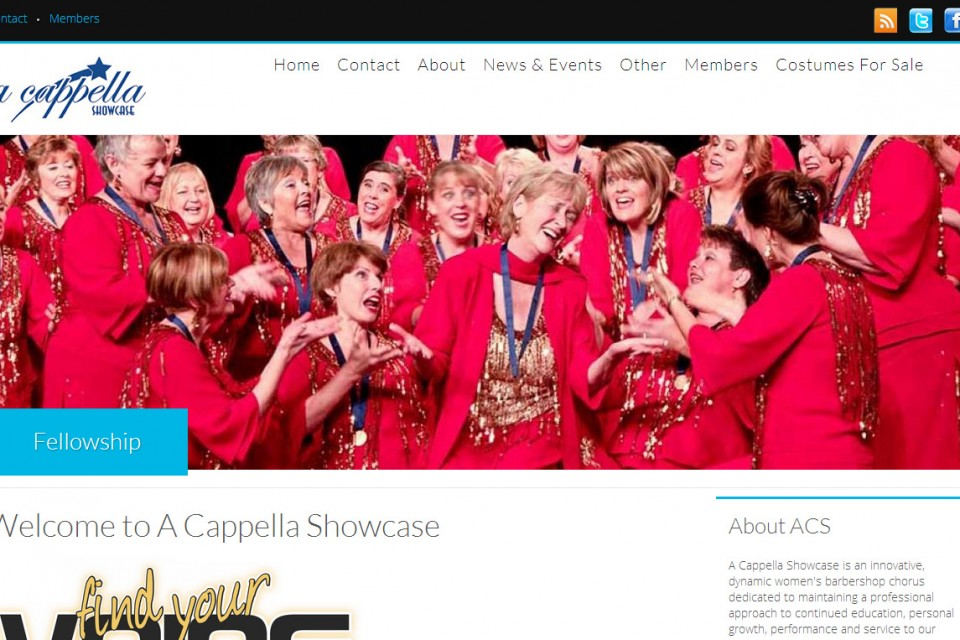 A Capella Showcase